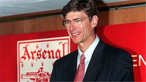 Arsene Wenger 16 years
