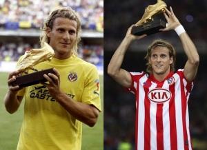 Diego Forlan Pichichi Trophy