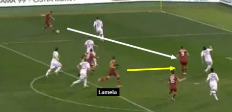 Lamela's 2nd goal
