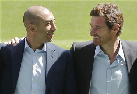 Di Matteo and Villas-Boas